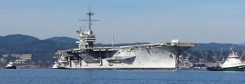 USS RANGER CVA-61