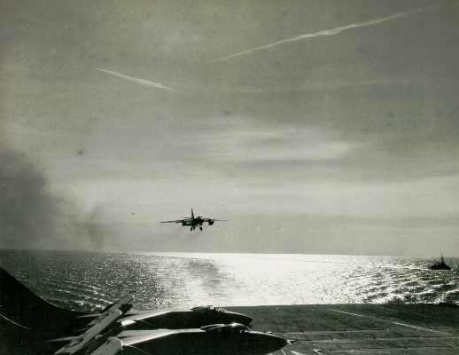 Ken Estes USS RANGER MEMORIES