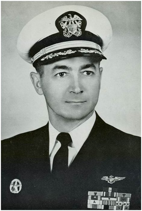 Rear Admiral William N. Leonard, United States Navy (retired) passed away on